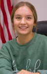Sophia Hicks Osceola Iowa City Hall Intern