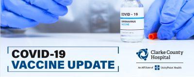 covid-19 booster dose clarke county iowa