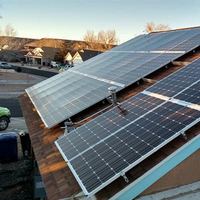 solar panel removal and replacement Albuquerque