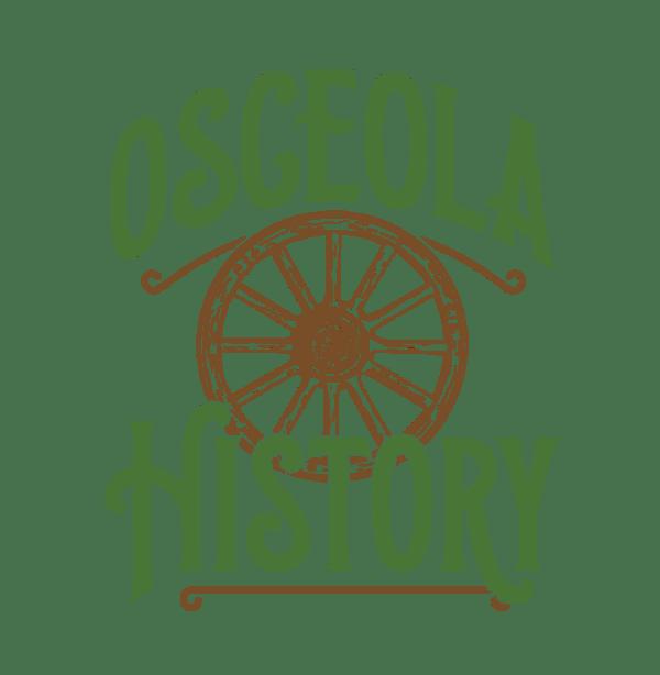 Osceola History Logo