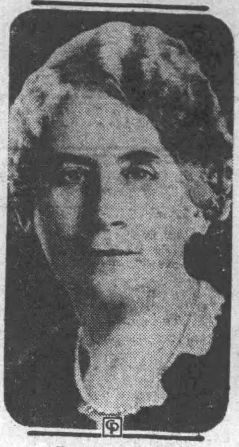 Emma Eulalie Clark Woods Raymond