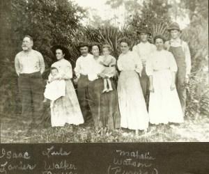 The Lanier Family: from John to Raymond