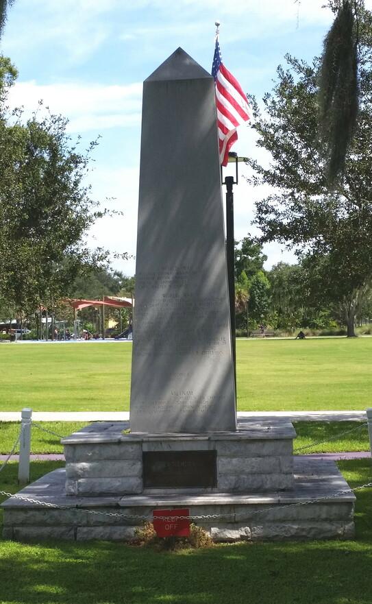 War Veterans Memorial