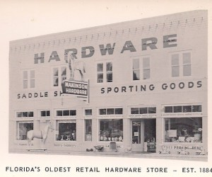 Tools of the Trade: Makinson Hardware