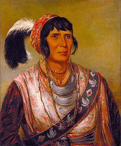 Seminole leader Osceola