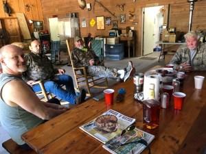Facilties - Osceola Turkey Hunts