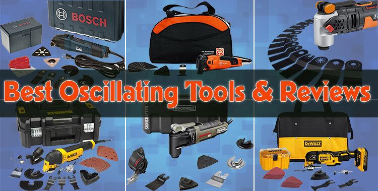 best oscillating tools