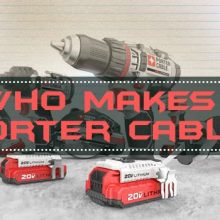 who makes porter cable