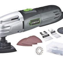 Genesis GMT15A The Best Cheap Oscillating Tool