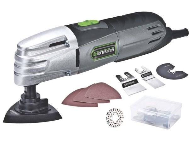Genesis GMT15A The Best Cheap Oscillating Tool