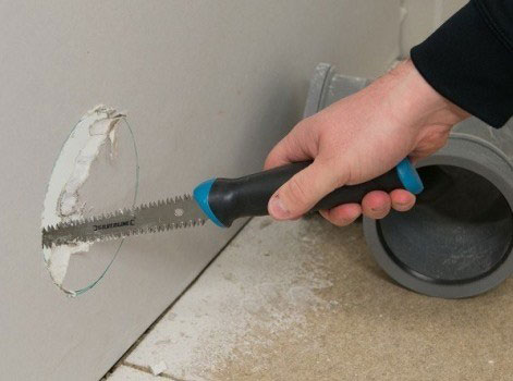 Wall cutting procedures