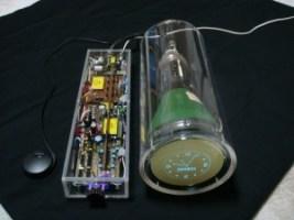 Oscilloclock Prototype - the original!