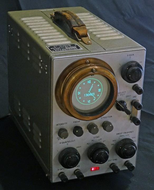 Toshiba ST-1248D Oscilloclock