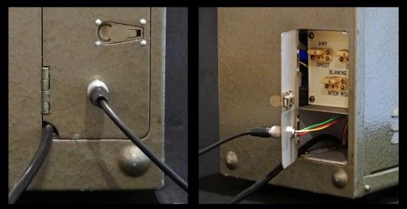 Toshiba ST-1248D Oscilloclock - GPS connector