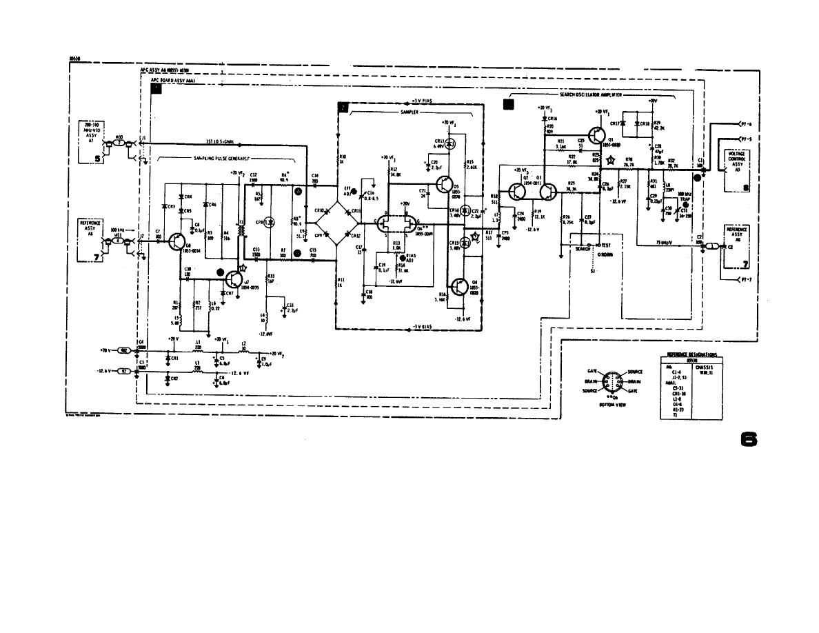 Figure 5 Automatic Phase Control And Sampler Amplifier