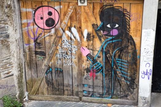 pintada, graffiti