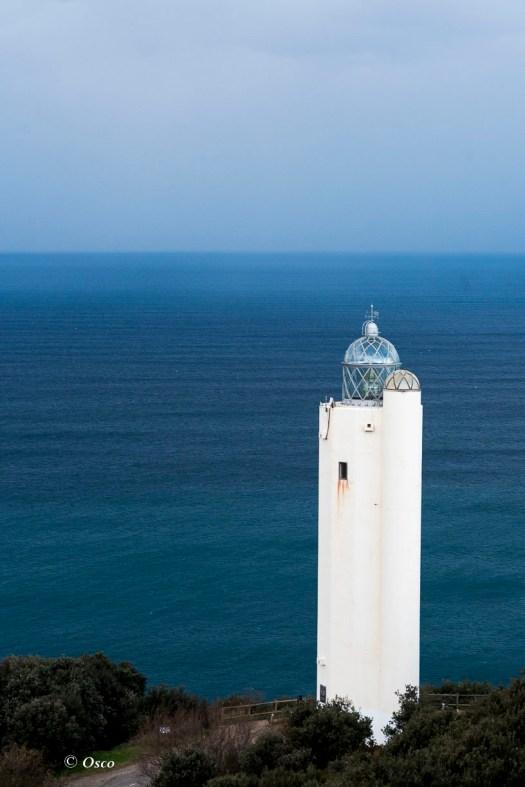 Faro, Gorliz, Cabo, Billano, Vizcaya, Ingeniería, arquitectura, hito