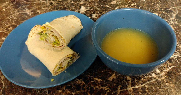 Quick and Easy Soup and Sandwiches for a Tight Timeline