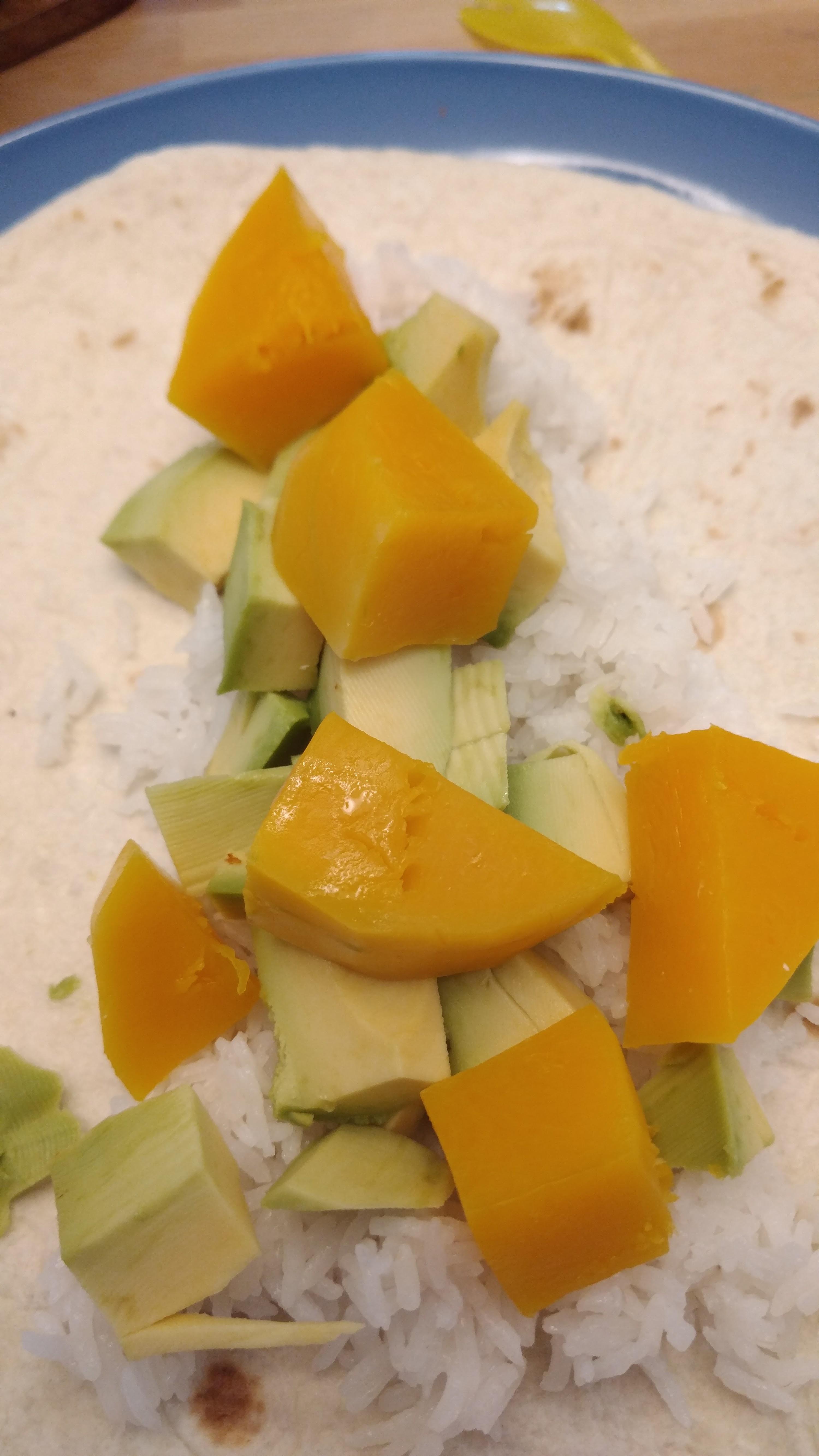 Easy Vegetarian Burritos