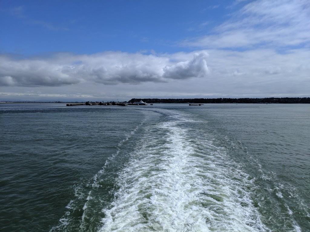 Tsawwassen Ferry