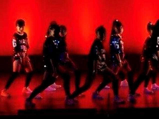 岡山・倉敷・津山のダンス教室、ワンステップダンスカンパニーの子供ジャズダンスコース