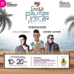 Ensaio Palmas Verão Festival