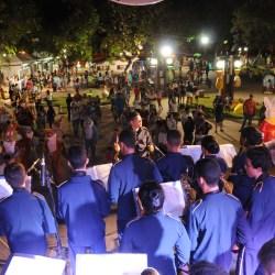 Programação da Páscoa dos Sonhos continua com apresentações culturais na Praça do Bosque