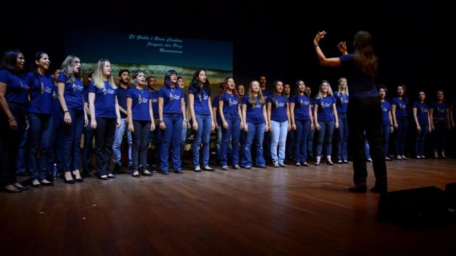 Coral Municipal de Palmas reapresenta Concerto Lua Alumia
