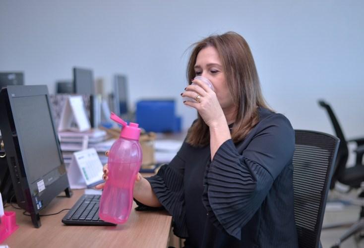 Clima seco exige cuidado com a saúde e pede hidratação, cuide-se