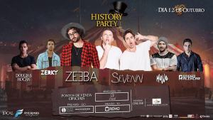 History Party @ Five Senses Resort | Porto Nacional | Tocantins | Brasil
