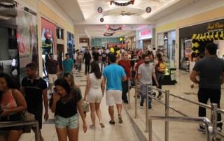 Movimentação Shopping