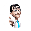 selo site Amigo do Surdo
