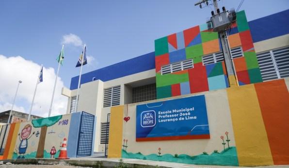 Recife anuncia retomada gradual das aulas presenciais nas escolas municipais a partir de 22 de julho