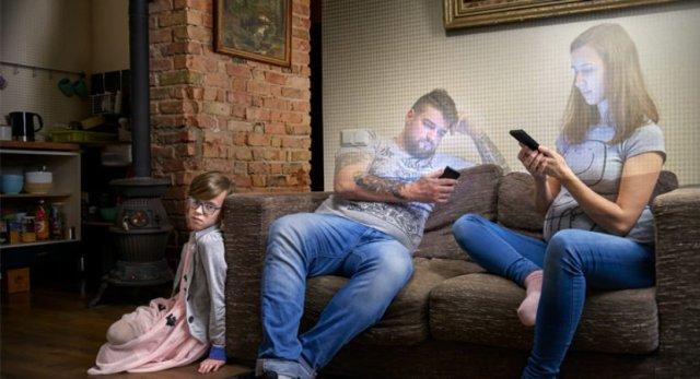 vício no celular está