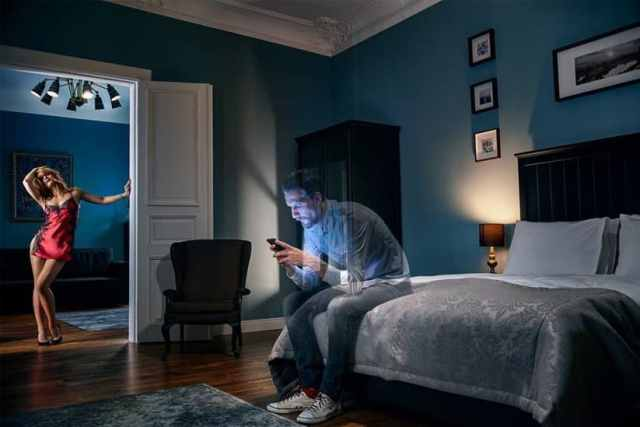 vício no celular está9