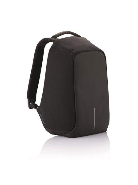 XD Design - Bobby Sac à dos antivol avec Port USB, Noir (Unisex)