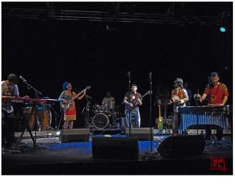 Osemako Band ! Photo : Pierre Ndjami Makanda