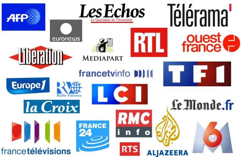 Medias et reseaux sociaux:  des dimensions paralleles.