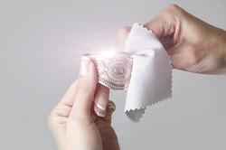 Чем отбелить серебро в домашних условиях