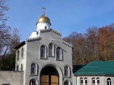 Женский монастырь Осетия