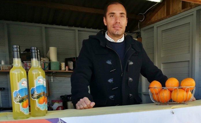 Setubalense recupera o famoso licor de laranja de Setúbal
