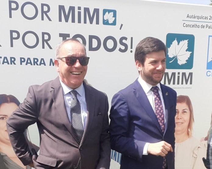 apresentação candidatura MIM e CDS Palmela