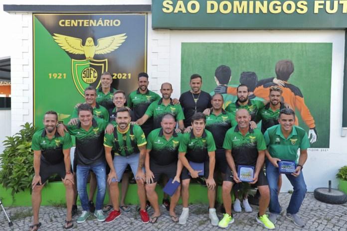 Equipa de futebol de praia (São Domingos Futebol Clube)