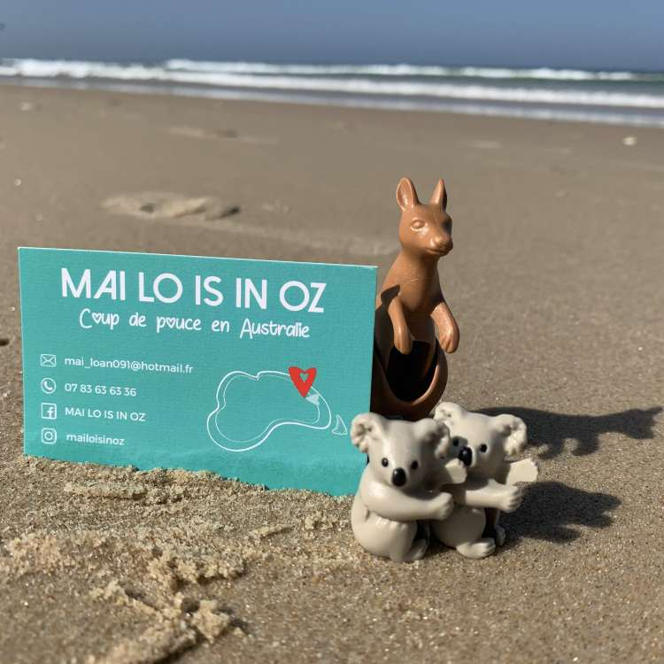 Mai lo is in Oz