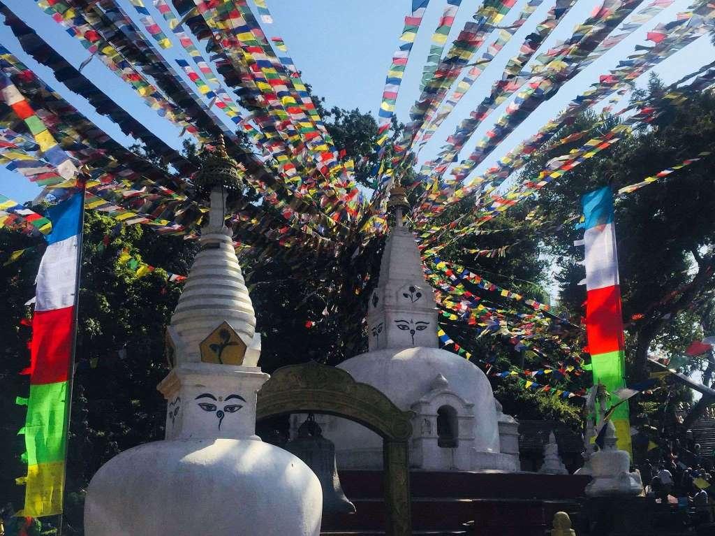 nepal trek de l'everest