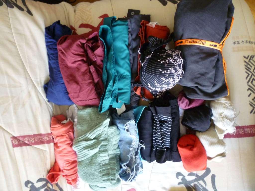 indispensables vetements backpack