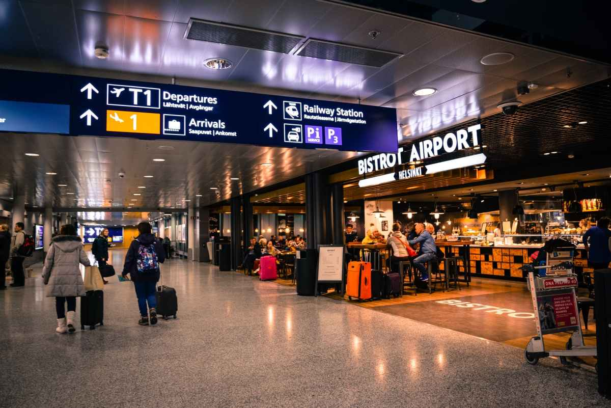 dormir à l'aéroport voyager plus longtemps