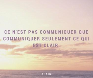 Alain, philosophe