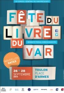 Fête du Livre 2016 Toulon