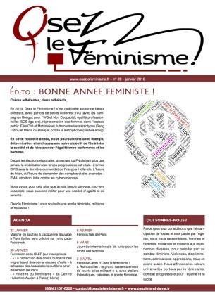 Journal 39 d'Osez le féminisme !